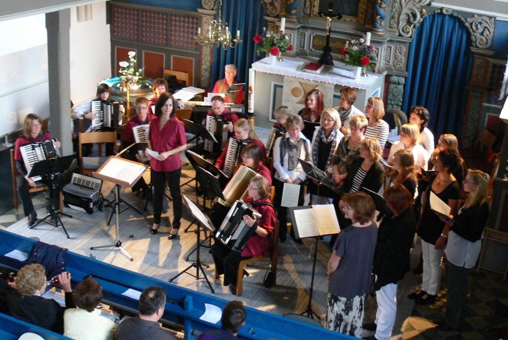 Konzert Brunkensen OrchesterSingkreis