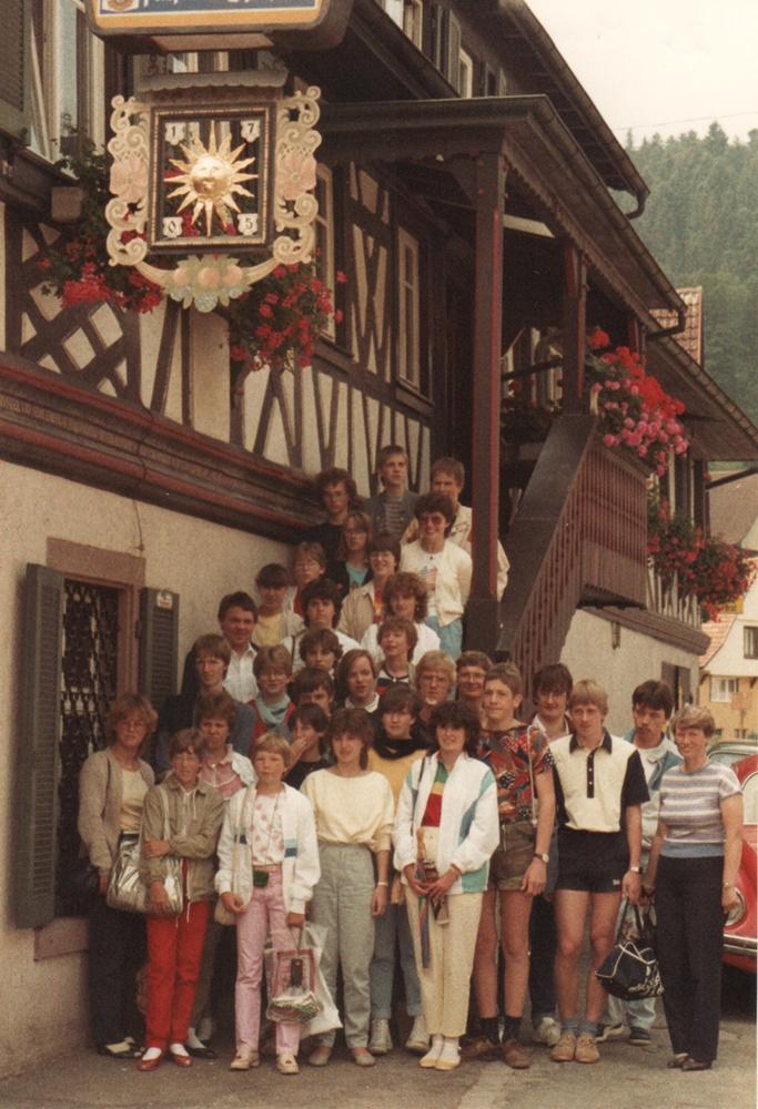 Schwarzwald Gruppe